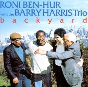 Roni Ben-Hur & Barry Harris Trio - Backyard (1995)