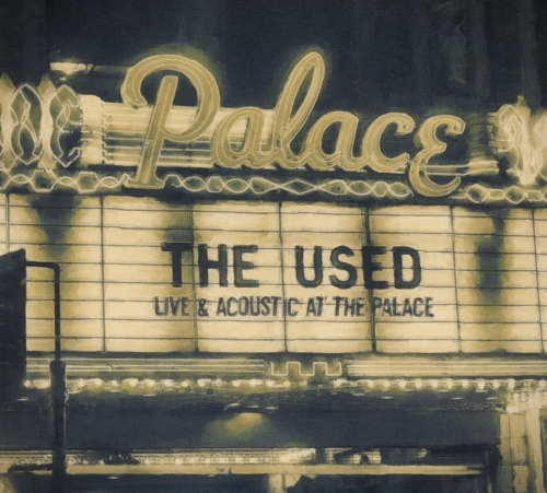 Used - Live & Acoustic at the Palace (Live) (2016) FLAC