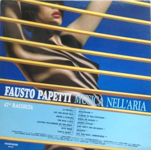 Fausto Papetti - 47a Raccolta Musica Nell'aria  (1989) FLAC
