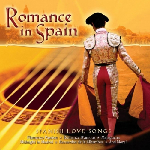 Mark Baldwin - Romance In Spain (2005)
