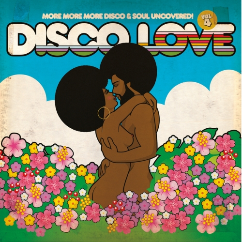 VA - Disco Love 4 - More More More Disco & Soul Uncovered (2016)