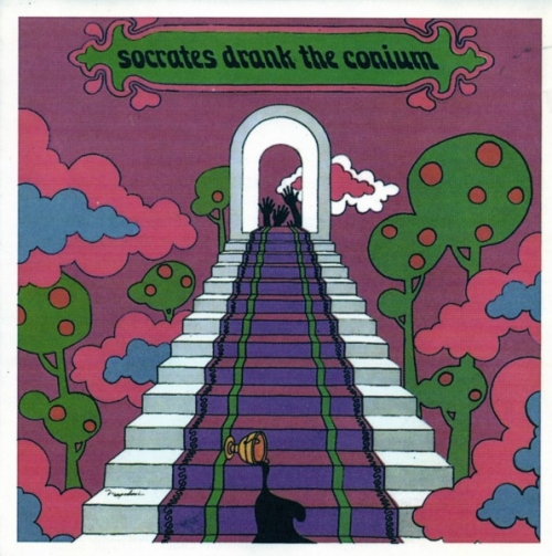 Socrates Drank The Conium - Socrates Drank The Conium (1972)  (1994) Lossless