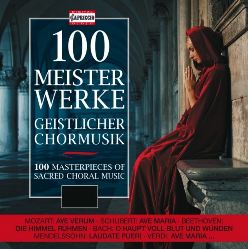 VA - 100 Masterpieces of Sacred Choral Music [5 CD] (2013)