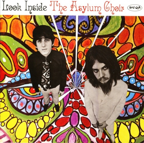 The Asylum Choir - Look Inside (1968)  (2007) Lossless