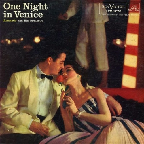 Armando Trovajoli And His Orchestra - One Night In Venice (1956)