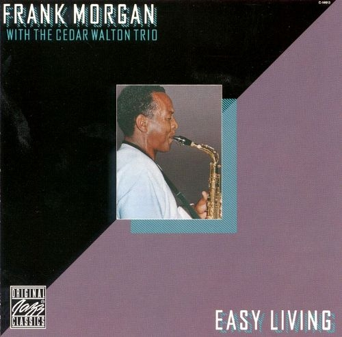 Frank Morgan - Easy Living (1985) (LOSSLESS)