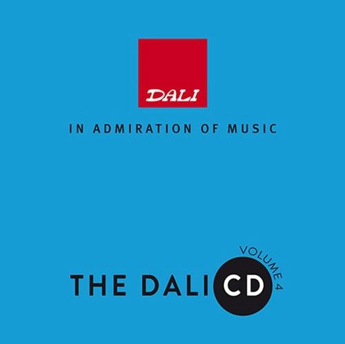 VA - DALI CD Vol.4 (Blue Album) In Admiration of Music (2015) CBR 320 kbit   Lossless