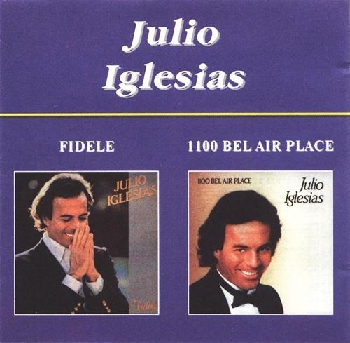 Julio Iglesias - Fidele | 1100 Bel Air Place (1995) CD-Rip