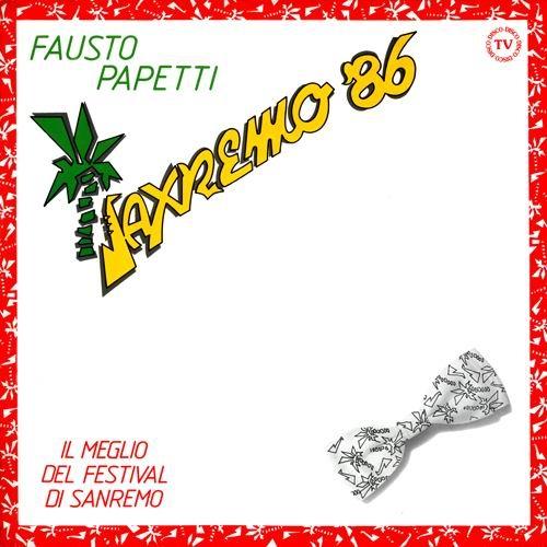 Fausto Papetti - 41a Raccolta (Saxremo'86) (1986) [HDtracks]