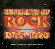 VA - Superhits of Rock: 1965 - 1979 (4CD)