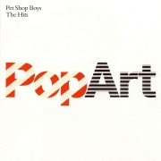 Pet Shop Boys - The Hits (Pop Art)