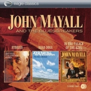John Mayall & The Bluesbreakers - Stories/Road Dogs/In The Palace Of The King (3 CD Set) (2014)