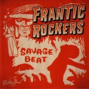 Frantic Rockers - Savage Beat (2014)