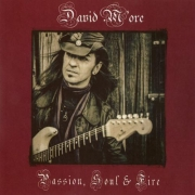 David M'ore - Passion, Soul, and Fire (2015)
