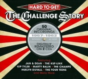 VA - Hard To Get ~ The Challenge Story 1957-1962 (2013)