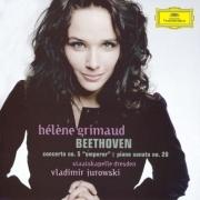 Helene Grimaud - Bethoven : Piano Concerto No. 5; Piano Sonata No. 28 (2007)