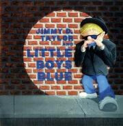 Jimmy D Taylor & Little Boys Blue - Jimmy D Taylor & Little Boys Blue (1995)