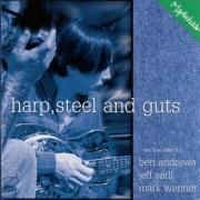 The Blue Rider Trio - Harp, Steel & Guts (2000/2010)