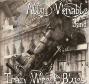 Ally Venable Band - Train Wreck Blues (2015)