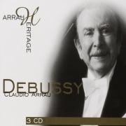 Claudio Arrau - Debussy (Arrau Heritage) (2003)