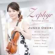 Junko Omori & Yuki Nakajima - Zephyr - Favorite Pieces (2015)