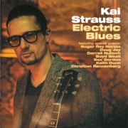 Kai Strauss - Electric Blues (2014) Lossless