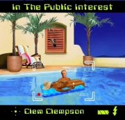 Clem Clempson - In The Public Interest (2013) Lossless