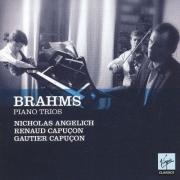 Nicholas Angelich, Gautier Capuçon & Renaud Capuçon - Brahms: Piano Trios (2004)