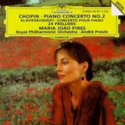 Maria Joao Pires - Chopin: Piano Concerto No. 2; 24 Preludes (1994)
