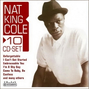 Nat King Cole - 10 CD-Set (2005)