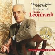 Gustav Leonhardt - Antoine et Jean-Baptiste Forqueray: Pieces de Clavecin (2005)