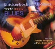 The Knickerbocker All-Stars - Texas Rhody Blues (2016)