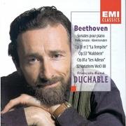 Francois-Rene Duchable - Beethoven: Piano Sonatas № 21, 17 & 26 (1996)
