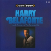 Harry Belafonte - Live in Concert at the Carnegie Hall 1959 (1993) FLAC