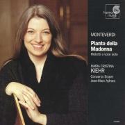 Jean-Marc Aymes, Concerto Soave, Maria Cristina Kiehr - Monteverdi: Pianto della Madonna (1999)