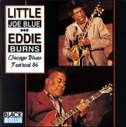Little Joe Blue & Eddie Burns - Chicago Blues Festival '86 (1993)