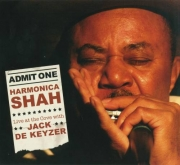 Harmonica Shah - Live At The Cove with Jack De Keyzer (2011) Lossless