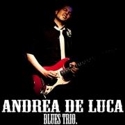Andrea De Luca - Andrea De Luca Blues Trio (2016)