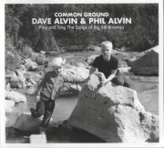 Dave Alvin & Phil Alvin – Common Ground: Dave & Phil Alvin Play and Sing the Songs of Big Bill Broonzy (2014) Lossless