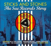 VA - Sticks And Stones ~ The Sue Records Story 1957-1962 (2013)