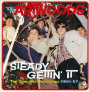 The Artwoods - Steady Gettin' It: The Complete Recordings 1964-67 (2014)