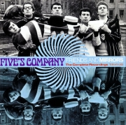 Five's Company - Friends And Mirrors: The Complete Recordings 1964-68 (2017)