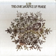 11.59 - This Our Sacrifice Of Praise (Reissue) (1974/2007)