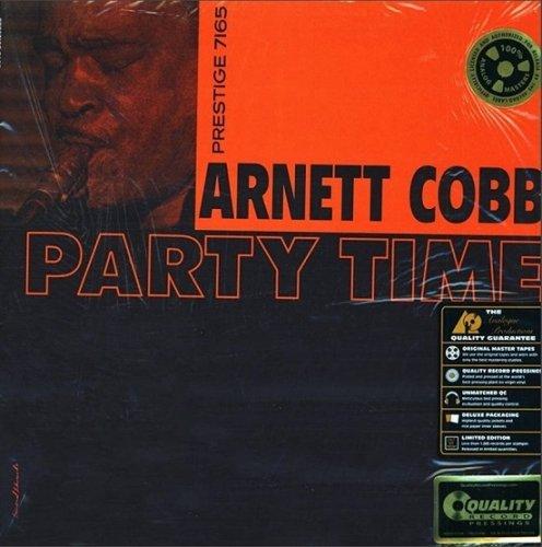 Arnett Cobb - Party Time (1959) [2016 Vinyl]