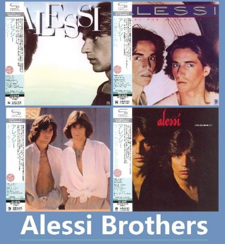 Alessi Brothers - Collection: 4 Japan SHM-CD (2011)