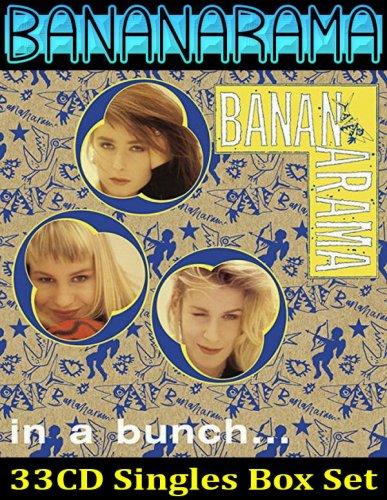 Bananarama - In A Bunch... (The Singles 1981-1993) [2015]