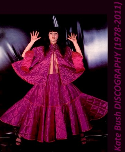 Kate Bush - Official Discography (1978-2016) [14 Albums, 12 singles]