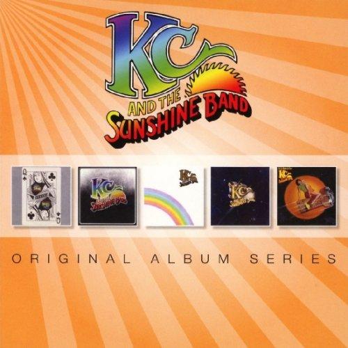 KC And The Sunshine Band - Original Album Series (5CD Box Set) 2014