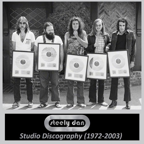 Steely Dan - Studio Discography (1972-2003) [non-remasters]