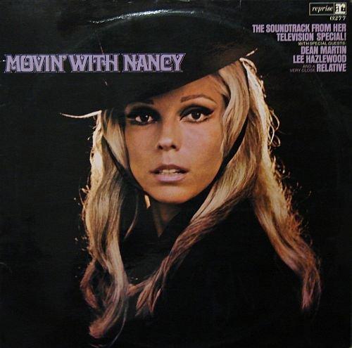 Nancy Sinatra - Movin with Nancy (1967) [Vinyl]
